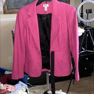 Pink Lilly Jacket
